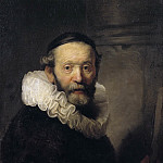 The Preacher Johannes Uyttenbogaert [After]