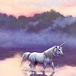Ruth Sanderson - Sanderson, Ruth - Unicorns 08 (end