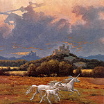 Ruth Sanderson - Sanderson, Ruth - Unicorns 06 (end