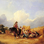 Уильям Шайер - Shayer_Sr_William_Harvest_Time