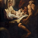 The Adoration of the Shepherds [Manner of]