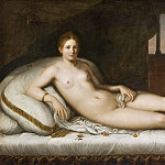 Johan Pasch - Reclining Venus [After]