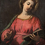 Salvator Rosa - Female Saint