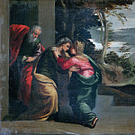 Pinturicchio (Bernardino di Betto) - The Visitation