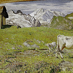 Donato Bramante - Pasture in spring