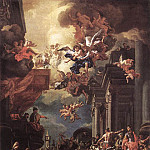 SOLIMENA_Francesco_The_Massacre_Of_The_Giustiniani_At_Chios, Li Gong Nian