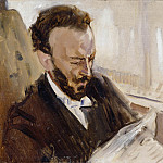 Lovis Corinth - Francisco Andrade