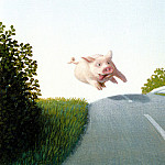 Михаэль Сова - Sa19 Reckless Highway Pig [ Detail ] MichaelSowa sqs