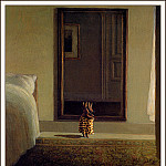 Michael Sowa - bs-ahp- Michael Sowa- Rabbit In Front Of The Mirror