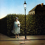Michael Sowa - Sa26 Woman with Moth MichaelSowa sqs