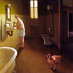 Michael Sowa - Sa38 A Turkey Provides Seven Kinds of Meat MichaelSowa sqs