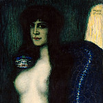 Alexej Jawlensky - The sin