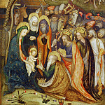 Liberale da Verona - Adoration of the Magi