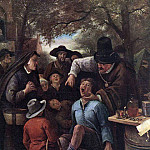 Jan Havicksz Steen - STEEN_Jan_The_Quackdoctor