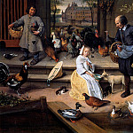 Jan Havicksz Steen - Steen Jan The court Sun_2