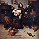 Jan Havicksz Steen - STEEN_Jan_The_Drinker
