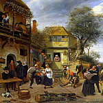 Jan Havicksz Steen - Steen_53Peasants