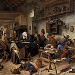 Jan Havicksz Steen - Village School for Boys and Girls