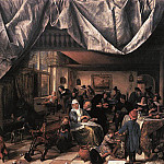 Jan Havicksz Steen - STEEN_Jan_The_Life_Of_Man