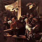 Jan Havicksz Steen - STEEN_Jan_The_Rhetoricians