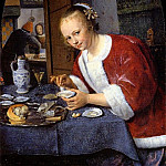 Jan Havicksz Steen - Oysters