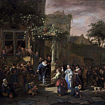 Jan Havicksz Steen - The Village Wedding