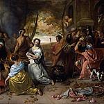 Ян Стен - Steen Jan The sacrifice of Iphigenia 1 Sun