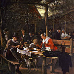 Ян Стен - STEEN_Jan_The_Picnic