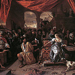Jan Havicksz Steen - STEEN_Jan_Samson_And_Delilah