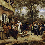 Jan Havicksz Steen - Village Wedding