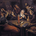 Jan Havicksz Steen - Ace of Hearts