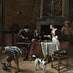 Jan Havicksz Steen - Easy come, easy go