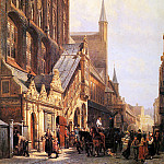 Springer Cornelis Cityhall in Lbeck Sun, H Tom Hall