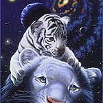 William Schimmel - am White Tiger Magic