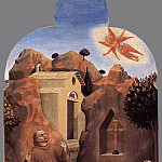 Sassetta (Stefano di Giovanni) - The Mystic Marriage of St. Francis