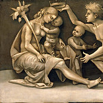 Uffizi - Allegory of Fertility and Abundance