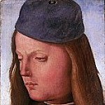 Luca Signorelli - Head of a Boy
