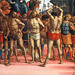Flagellation of Christ, Luca Signorelli