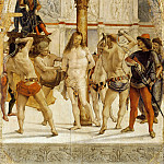 Lorenzo Lotto - Flagellation