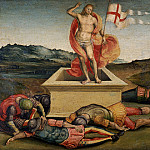 Luca Signorelli - The resurrection of Christ