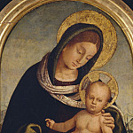 Luca Signorelli - Madonna and Child