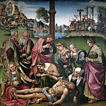 Deposition from the Cross, Luca Signorelli