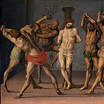 The Flagellation of Christ, Luca Signorelli