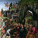 The Adoration of the Shepherds, Luca Signorelli