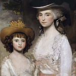 Lauritz Anderson Ring - Mrs. Blades and her Daughter