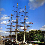 D K Spinaker - dk tall ships cutty sark full rig lyr 1869