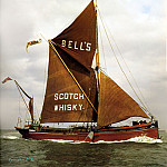 D K Spinaker - dk tall ships cabby thames sailing spritsail barge lyr 1928
