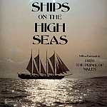 DK Spinaker - dk tall ships !on the high seas front cover