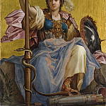 Jacopo del Sellaio - Minerva