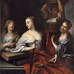 Georg Engelhard Schröder - Allegory of the Four Estates
